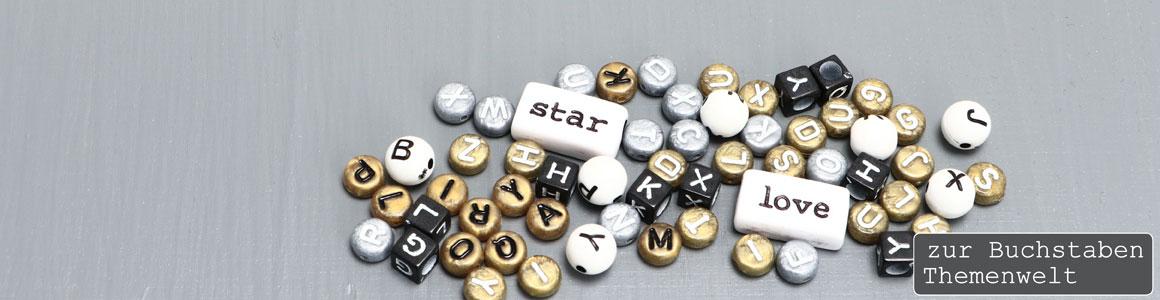 Neue Buchstabenmixe