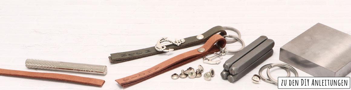 Basic Metallstempel und Werkzeug