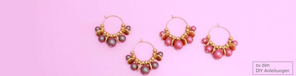 Neue Farben Swarovski Crystal Pearls